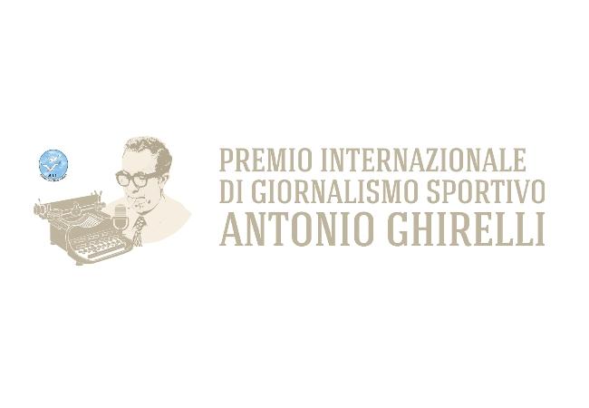 """Comunicato Stampa  Premio Internazionale Di Giornalismo Sportivo """"Antonio Ghirelli"""""""